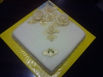 dort na zlatou svadbu - čtverec č.759