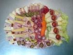 mísa mix sýr,anglická,salám,zeleninka