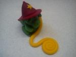 figurka marcipánová dráček soptík
