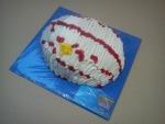 dort  mozek 3D provedení  - v hlavě má slámu- č. 679